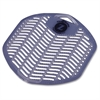 Impact Products Z-Screen Blurple Deodorizing Urinal Screen - Mented Herb - Lasts upto 30 Day - Deodorizer, Flexible, VOC-free - 1 Dozen - Blurple
