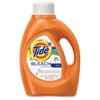 Tide Plus Bleach Lndry Detergent - Liquid - 0.72 gal (91.97 fl oz) - Original Scent - 1 / Bottle - Orange
