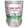 Cascade Platinum ActionPacs - 20 / Pack - White