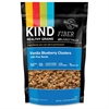 KIND Healthy Grains Vanilla Blueberry Snack - Gluten-free, Non-GMO, Cholesterol-free, Resealable Container - Vanilla Blueberry - 1 Each