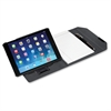 "Fellowes MobilePro Series™ Deluxe mini Folio for iPad mini™ 4 - Ballistic Nylon Exterior - 1.4"" Height x 6.3"" Width x 8.5"" Depth"