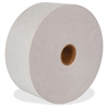 "Med-duty Water-activated Tape - 3"" Width x 150 yd Length - Medium Duty, Tamper Evident, Durable - 10 / Carton - White"