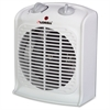 Lorell Thermo Heater - Electric - Electric - 900 W to 1500 W - 50 Sq. ft. Coverage Area - 1500 W - Indoor - Portable - White