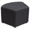 "Lorell Fabric Quad Ottoman - Plywood16.8"" x 16.8"" x 18"""