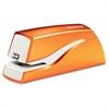 Leitz NeXXt Series WOW Electric Stapler - 10 Sheets Capacity - 4 x AA Batteries - Lightweight Portable - Orange
