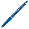 Colors Pens - Medium Point Type - 0.1 mm Point Size - Refillable - Blue - Blue Barrel - 1 Each