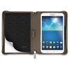"Carrying Case for 8"" Tablet - Tan - MicroFiber"