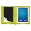"Saffiano Carrying Case for 10.1"" Tablet - Green - Polyurethane"