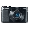"Canon PowerShot G9 X 20.2 Megapixel Compact Camera - Black - 3"" Touchscreen LCD - 16:9 - 3x Optical Zoom - 4x - Optical (IS) - TTL - 5472 x 3648 Image - 1920 x 1080 Video - HDMI - PictBridge - HD Movi"