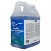 RMC Nonacid Cleaner Disinfectant - Concentrate Liquid - 0.50 gal (64 fl oz) - 4 / Carton - Blue