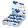 Staedtler 2-in-1 Eraser/Sharpener - Blue, White