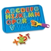 Jigsaw Puzzle - Skill Learning: Alphabet, Word Recognition, Fine Motor - 28 Pieces