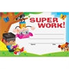 "Trend Super Work BlockStars! Recognition Awards - 8.50"" x 5.50"" - Multicolor"