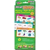 Trend Trend Wipe-Off Rhyming Sight Words Bingo Game - Theme/Subject: Learning - Skill Learning: Reading, Counting, Listening, Word, Sight Words, Consonant Sound, Color, Rhyming - 24 Pieces - 4+