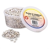 Bucket 'O Craft Pebbles - 1 Each - Natural, White Frost