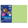 """Tru-Ray Construction Paper - 12"""" x 18"""" - 25 / Pack - Chartreuse - Sulphite"""