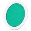 Prang Watercolors Oval Pan Refill - 1 Dozen - Turquoise Blue