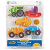 Learning Resources Vehicle Count Magnetic Puzzle - Skill Learning: Counting, Number Recognition