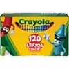 Crayola 120 Crayons - Assorted - 120 / Box