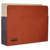 "5-1/4"" Expanding File Pocket - Legal - 8 1/2"" x 14"" Sheet Size - 5 1/4"" Expansion - 21 pt. Folder Thickness - Red, Manila - Recycled - 1 Each"