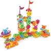 Playland Construction Building Set - Theme/Subject: Fun - Skill Learning: Construction, Building, Fine Motor - 83 Pieces