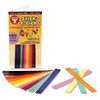 Stick-a-Licks Chain Strips - 100 Piece(s) - 1 Pack - Assorted