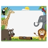 "Geographics Animal Theme Border Certificates - 25 lb - 8.50"" x 11"" - Inkjet, Laser Compatible25 / Pack"
