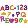 Magnetic Letters/Numbers/Shapes - Theme/Subject: Learning - Skill Learning: Letter Recognition, Number Recognition, Shape, Counting - 55 Pieces - 3+
