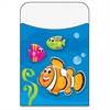"Trend Sea Buddies Terrific Pockets - 5.3"" Height x 3.5"" Width - Multi - 40 / Pack"