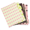 "Recycled Bliss Dividers - 5 x Divider(s) - 8.50"" Divider Width x 11"" Divider Length - 3 Hole Punched - Assorted Paper Divider - 1 Set"