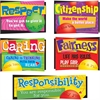 "Trend Character Education Bulletin Board Set - 26"" Width - Assorted"