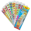 Primary Favorites Stickers - Encouragement, Fun Theme/Subject - Self-adhesive - Fun Fish, Reading Fun, Reward Ribbons, Math Fun, Super Stars, Cool Treats, Sea Creatures, Cute Bugs, Cartoon Kids,