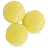 "Champion Sports Practice Tennis Balls - 2.50"" - Rubber - Yellow"