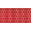 "Pacon Bulletin Board Art Paper - 48"" x 12 ft - 1 Roll - Red"