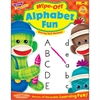 Alphabet Fun Sock Monkeys Book Learning Printed Book - Book - 28 Pages