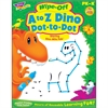 A to Z Dino Dot to Dot Wipe-off Book Learning Printed Book - Book - 28 Pages