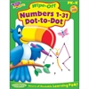 Numbers 1-31 Dot to Dot Wipe-off Book Learning Printed Book - Book - 28 Pages