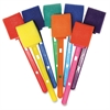 Watercolor Wands - 48 / Set - Red, Blue, Light Blue, Green, Purple, Yellow, Orange, Pink