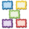 "Polka Dots Blank Magnet Cards - Learning Theme/Subject - 18 Card - Magnetic - Polka Dot - Durable, Damage Resistant - 0.10"" Height x 2.50"" Width x 3"" Depth - Multicolor - 18"