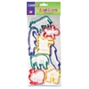 8-pc Animal Shapes Dough Cutters - 8 / Set - Assorted - Plastic