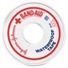 Band-Aid Waterproof Tape - 1Each - White - Rubber