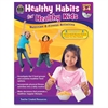 Healthy Habits for Healthy Kids Grade 3-4 Education Printed/Electronic Book - Book, CD-ROM - 96 Pages
