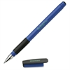 SKILCRAFT Bio-Write Gel Stick Pens - Medium Point Type - 0.7 mm Point Size - Blue Pigment-based Ink - 1 Dozen