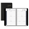 At-A-Glance Tabbed Telephone/Address Wkly Appointment Book - Julian - Weekly, Monthly, Daily - 1 Year - January 2017 till December 2017 - 8:00 AM to 5:00 PM - 1 Week Double Page Layout - Wire Bound -