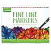 Crayola 40-count Fine Line Markers Set - Assorted - 40 / Set