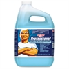 Mr. Clean Prof Multi-Purp Cleaner - Ready-To-Use Liquid - 1 gal (128 fl oz) - 1 Bottle - Blue, Translucent