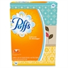 Puffs Basic Facial Tissues - 2 Ply - Multi - Durable, Soft - For Face, Skin, Multipurpose - 180 Sheets Per Box - 24 / Carton