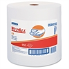 Wypall WypAll L30 Wipers Jumbo Roll - 950 Sheets/Roll - White - Reinforced, Soft, Perforated, Wet Strength, Light Duty - For General Purpose - 1 / Carton