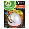 Airwick Aroma Sphere Air Freshener - 2.5 fl oz (0.1 quart) - Hawaii Orange - 3 / Carton - Long Lasting