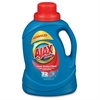 AJAX Advanced Dual Action Clean Laundry Detergent - Liquid - 0.39 gal (50 fl oz) - Fresh ScentBottle - 6 / Carton